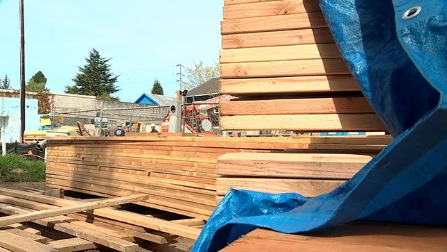 The Women Build Committee for Habitat for Humanity is building Portland's first-ever live and work space.