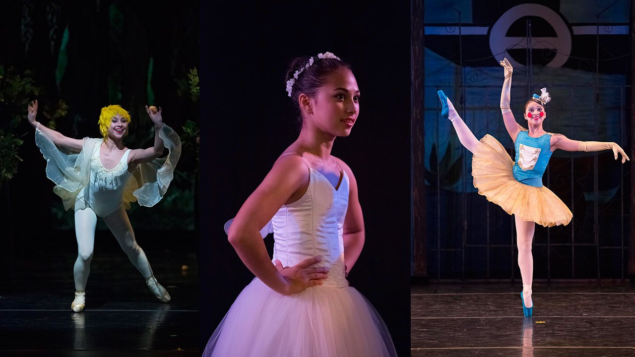 """The Portland Ballet's artistic director Nancy Davis called the Haruka Weiser, who began performing with the company in 2012, """"gifted"""" and a """"kind spirit."""" (The Portland Ballet)"""