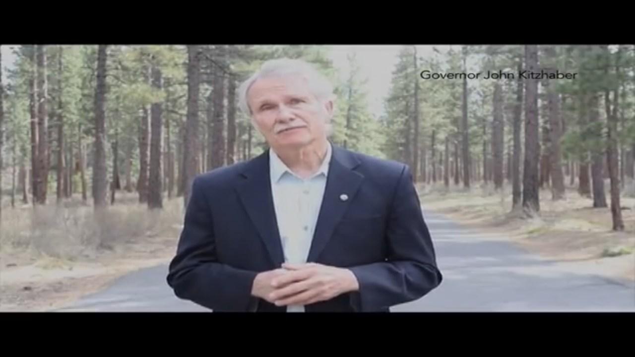 Former Oregon Gov. John Kitzhaber. (Image: Facebook)