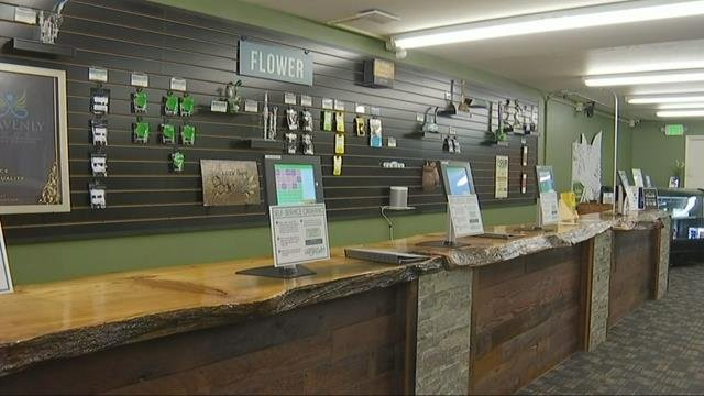 Even with a head start in legal marijuana sales, Washington dispensaries like New Vansterdam in Vancouver are now facing stiff competition from shops across the state line in Oregon. (KPTV)