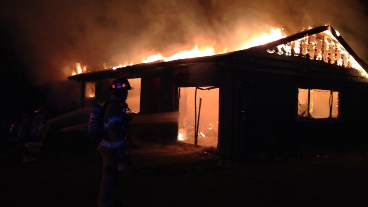 Courtesy: Molalla Fire Department