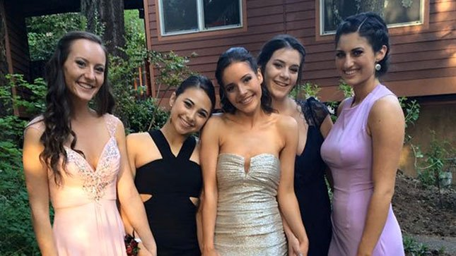 Friends of Haruka Weiser remember her as joyful, passionate, funny, inspiring and thoughtful.
