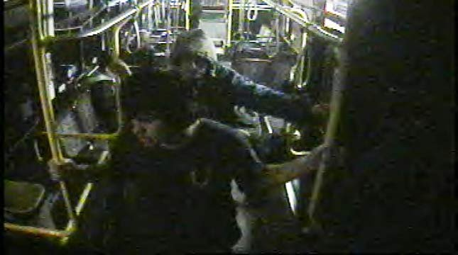 Police released surveillance images of three teens considered persons of interest in the assault of a TriMet bus operator in southeast Portland. (Image: TriMet)