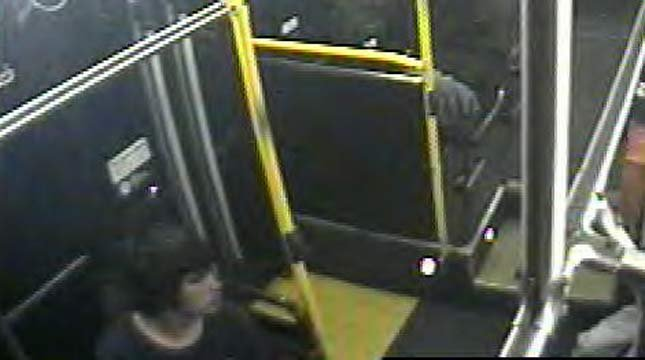 The assault occurred on a Line 71 bus at Southeast 122nd and Powell Boulevard just before 6 a.m. April 4. (Image: TriMet)