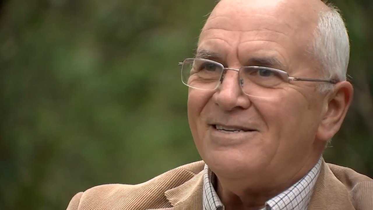 """Noting that the Oregon Zoo has seen some """"tragedies"""" in the past, new director Dr. Don Moore still promised that, """"going forward, we're providing great care."""" (KPTV)"""
