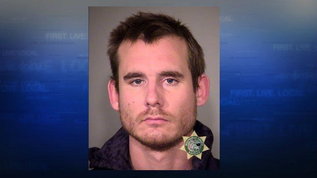 Brandon Miller mugshot (KPTV)