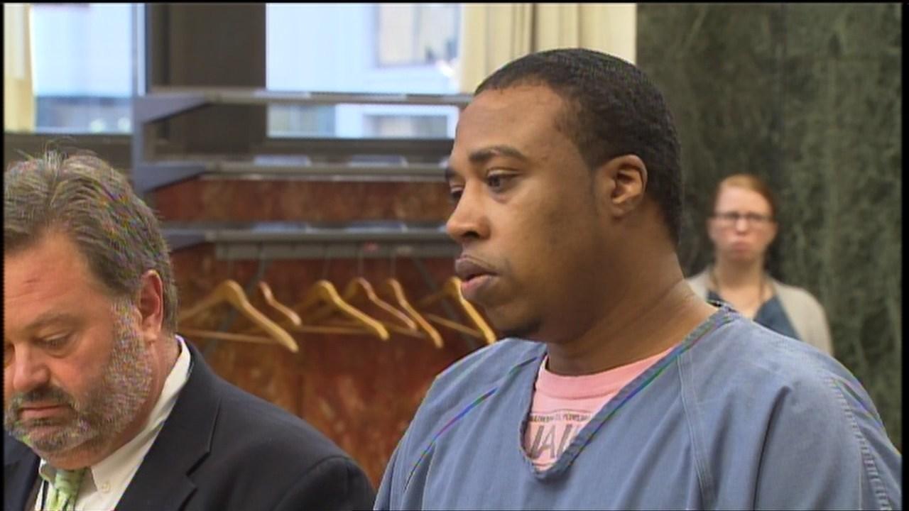 Wallace Simpson in court on Wednesday (KPTV)