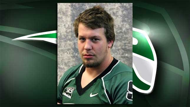 Kyle Smith (Courtesy: Portland State University)