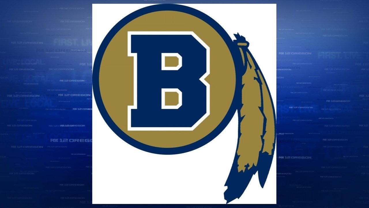 Logo Banks High School will use until a new one is selected. (Image: Banks School District)