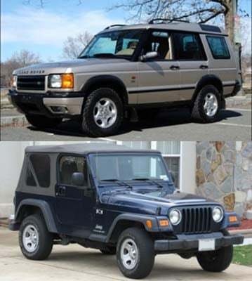 Vehicles belonging to missing Washington couple. (Law enforcement photos)