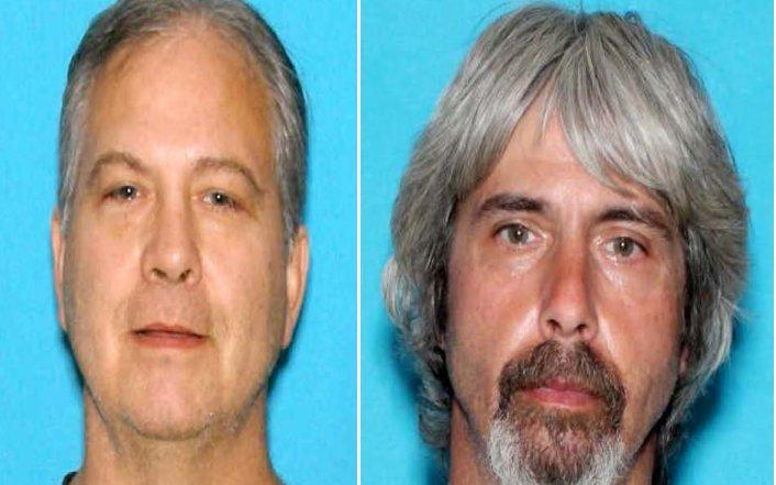 Suspects John and Tony Reed (Courtesy: Snohomish County)