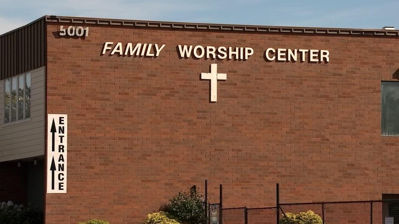 Family Worship Center in Gresham. (Source: KPTV)