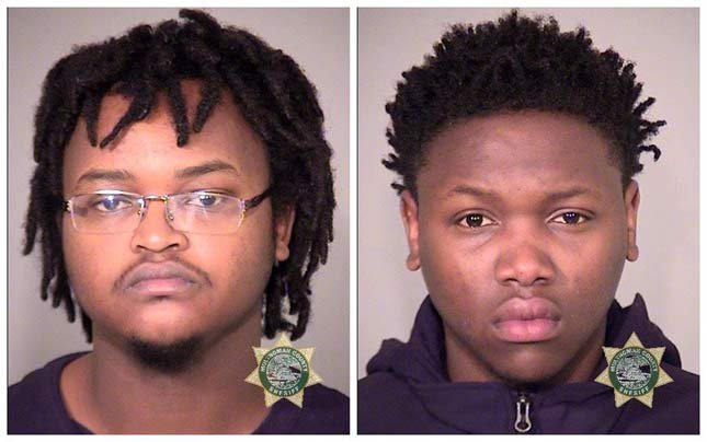 Alex Ngatia, Nash Muraya, jail booking photos