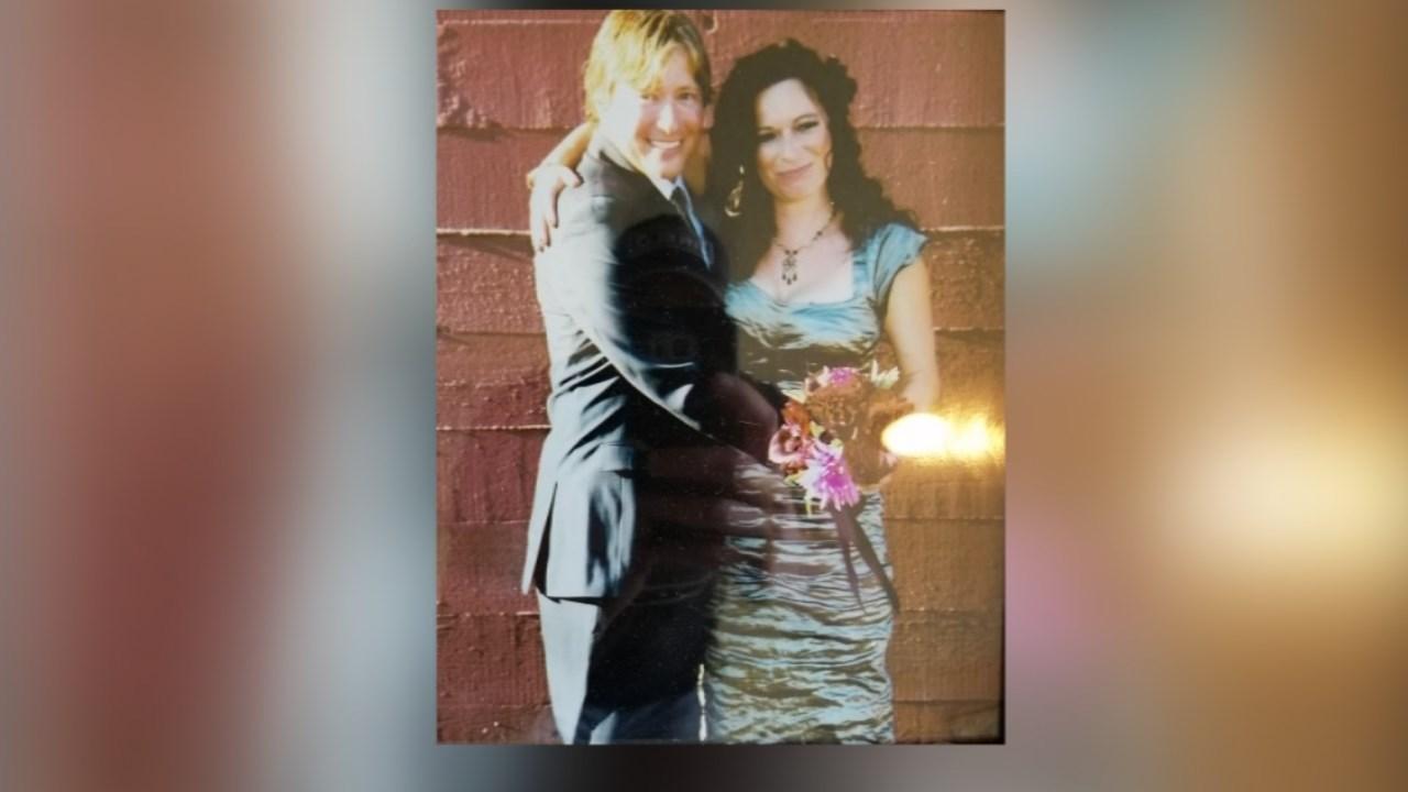 Patrick Shunn and Monique Patenaude (Family photo)