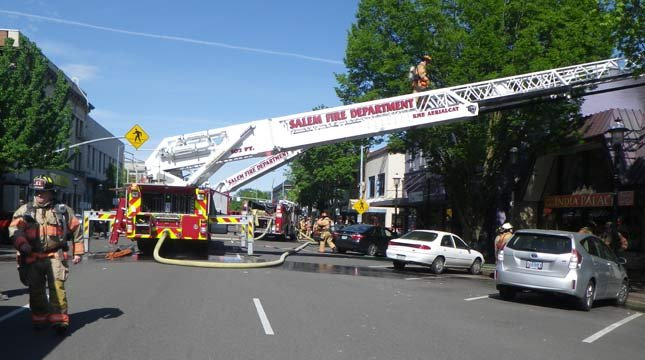 Photo: Salem Fire Department