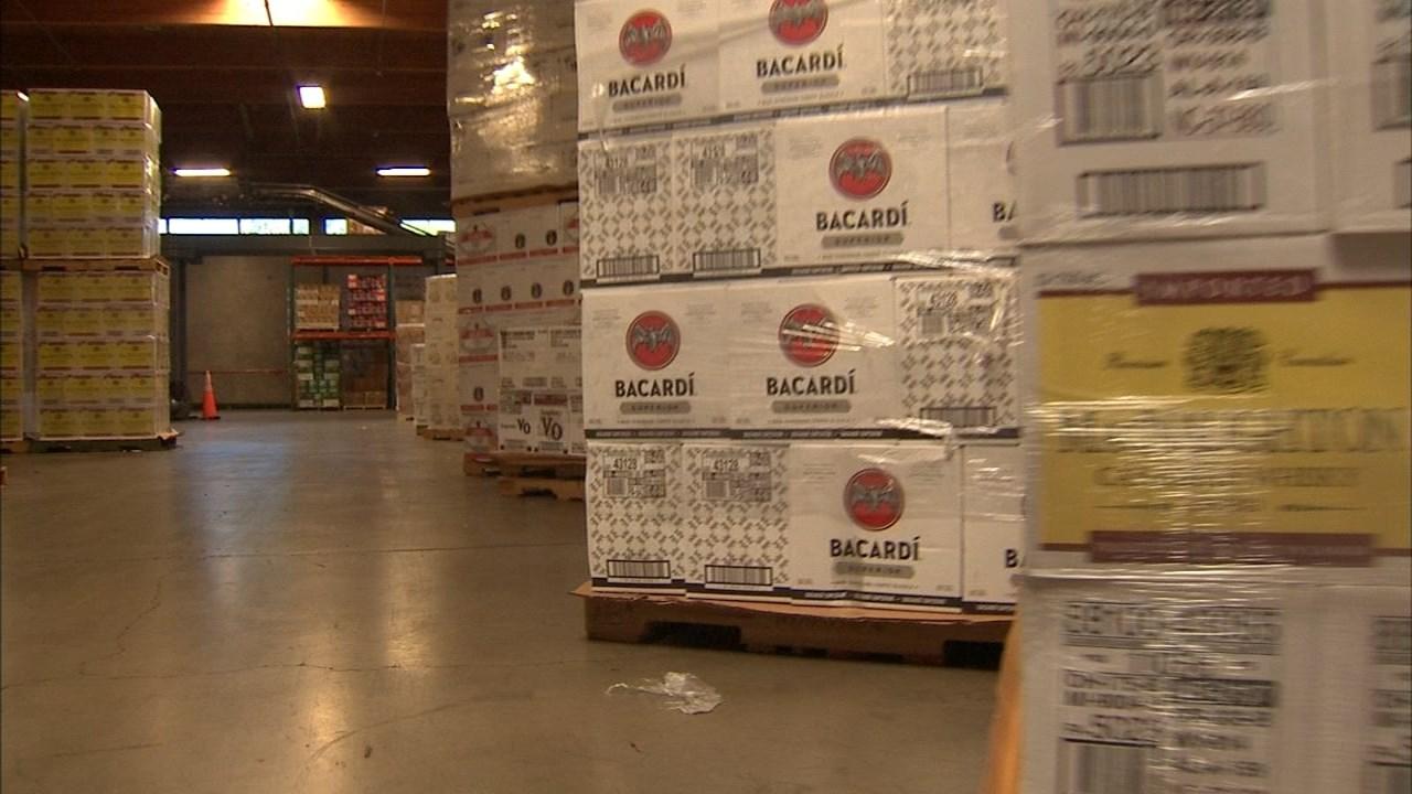The OLCC will grant 17 new licenses for retail liquor sales in the Portland metro. (KPTV)