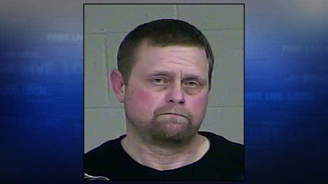 Everett Eugene Stougard Jr., jail booking photo (Photo: Columbia County Sheriff's Office)