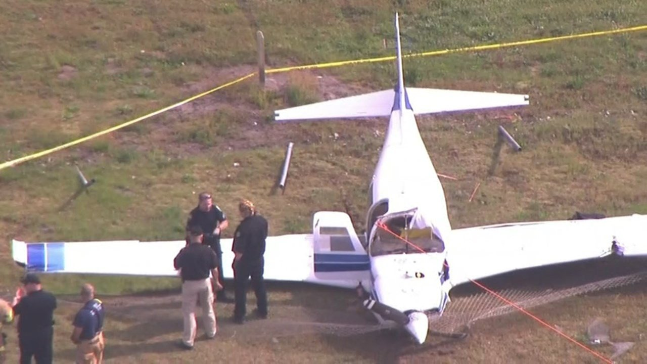 Deadly plane crash in Woodland on Thursday. (Source: KPTV)