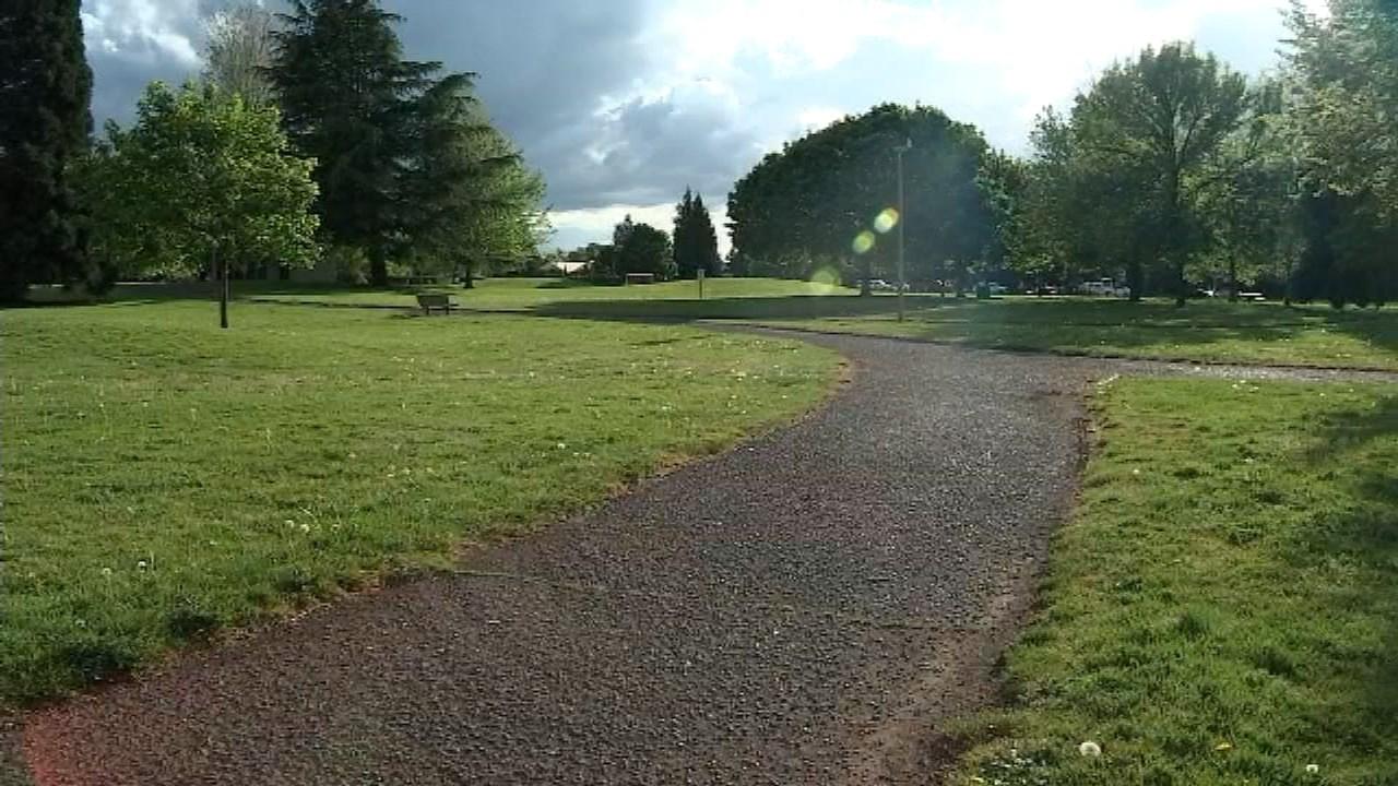 Brentwood Park in southeast Portland (KPTV)