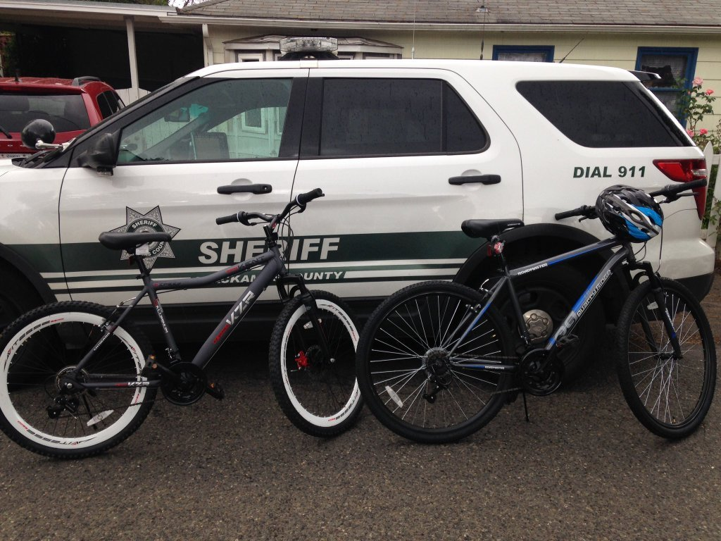 Courtesy: Clackamas Co. Sheriff's Office