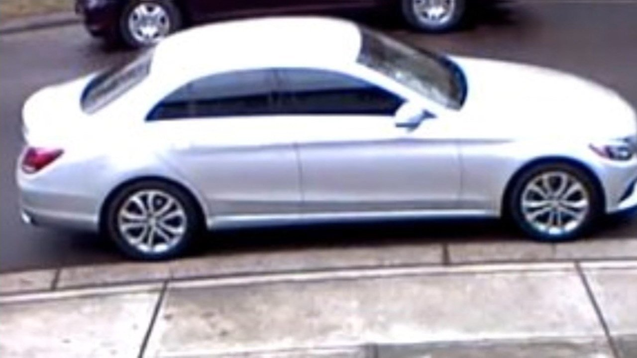 Surveillance image of car driven by woman who was thought to be a burglary suspect in Happy Valley, but is now part of a prostitution investigation. (Photo: Clackamas Co. Sheriff's Office)