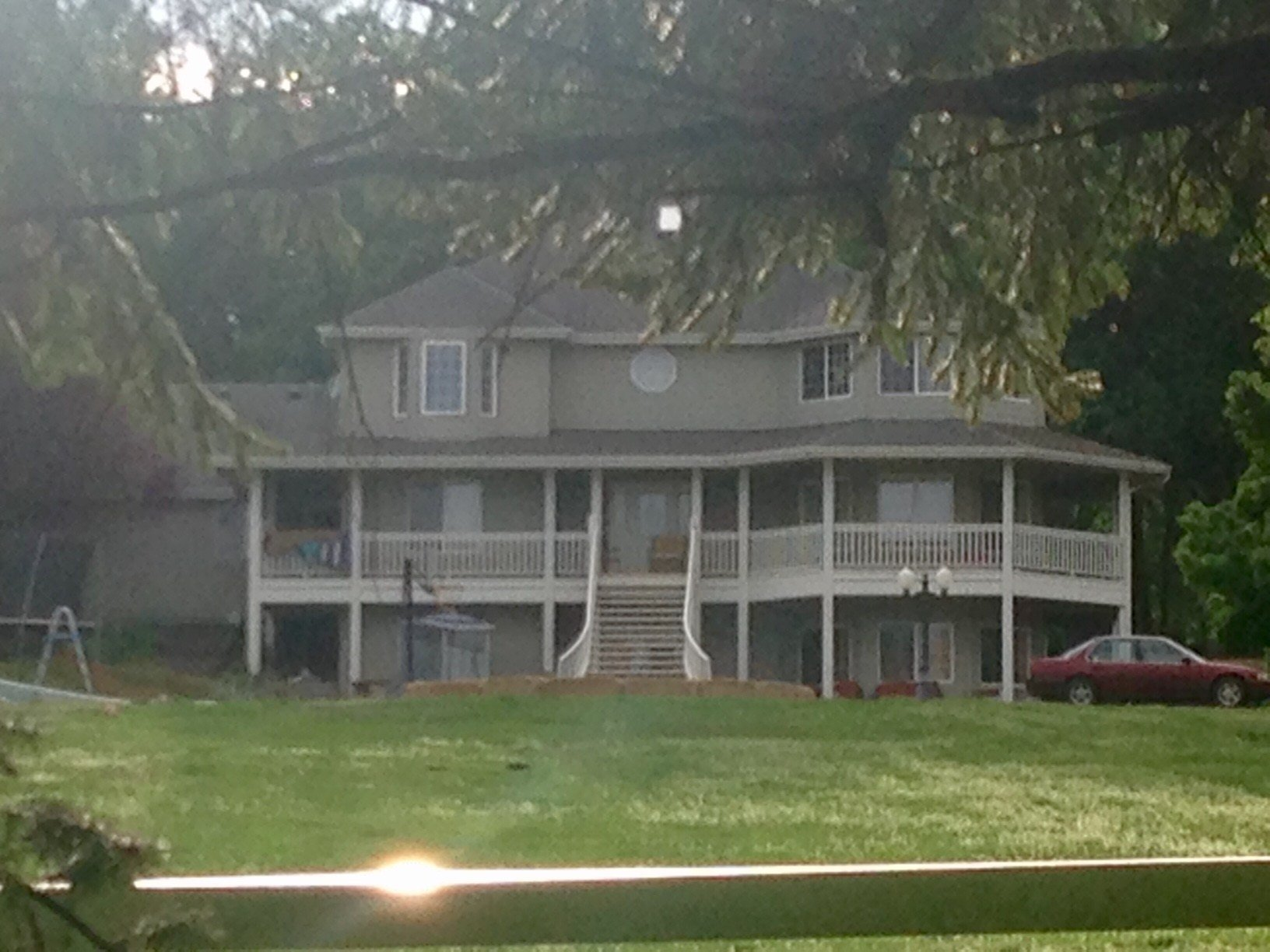 The home Taylor was kicked out of near Turner.