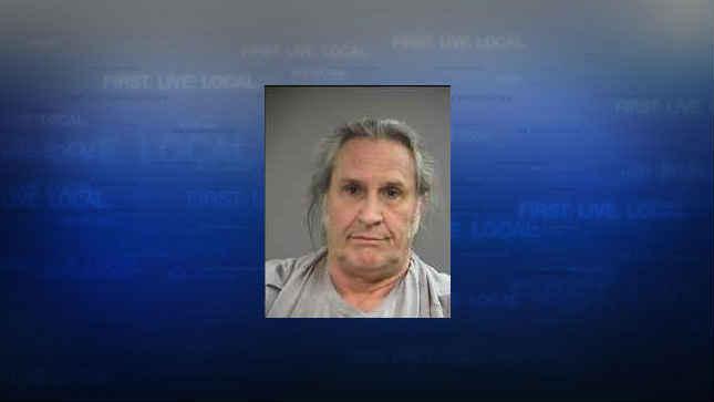 John Roos, jail booking photo (Jackson County Jail)