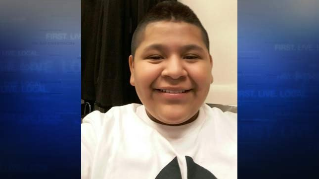 Missing Vancouver teen Gustavo Mendoza (Photo: Vancouver PD)