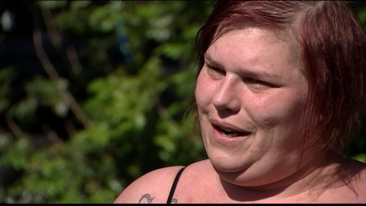 image Man breaks into house and fucks single black mom