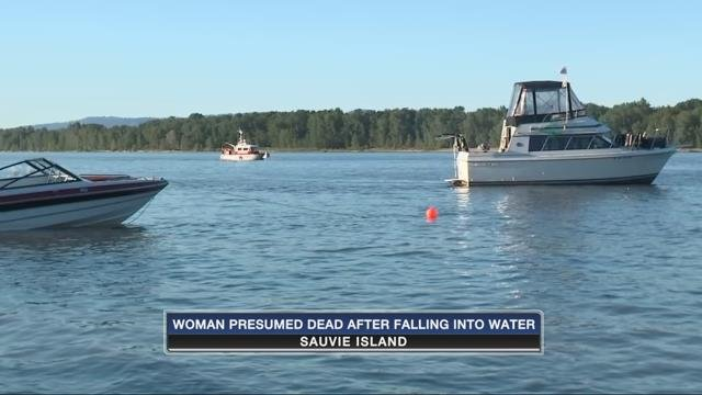 Woman drowns while paddleboarding near Sauvie Island