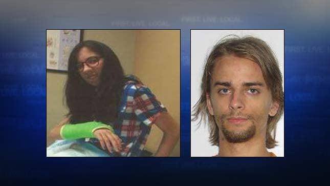 Kiera Inman and Zachary Jones. (Photos: missingkids.org)