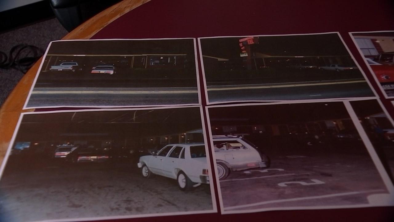 Crime scene photos (KPTV)