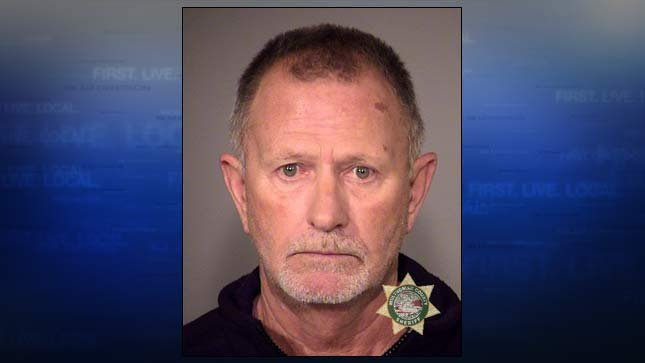 William Dean Thomas, jail booking photo