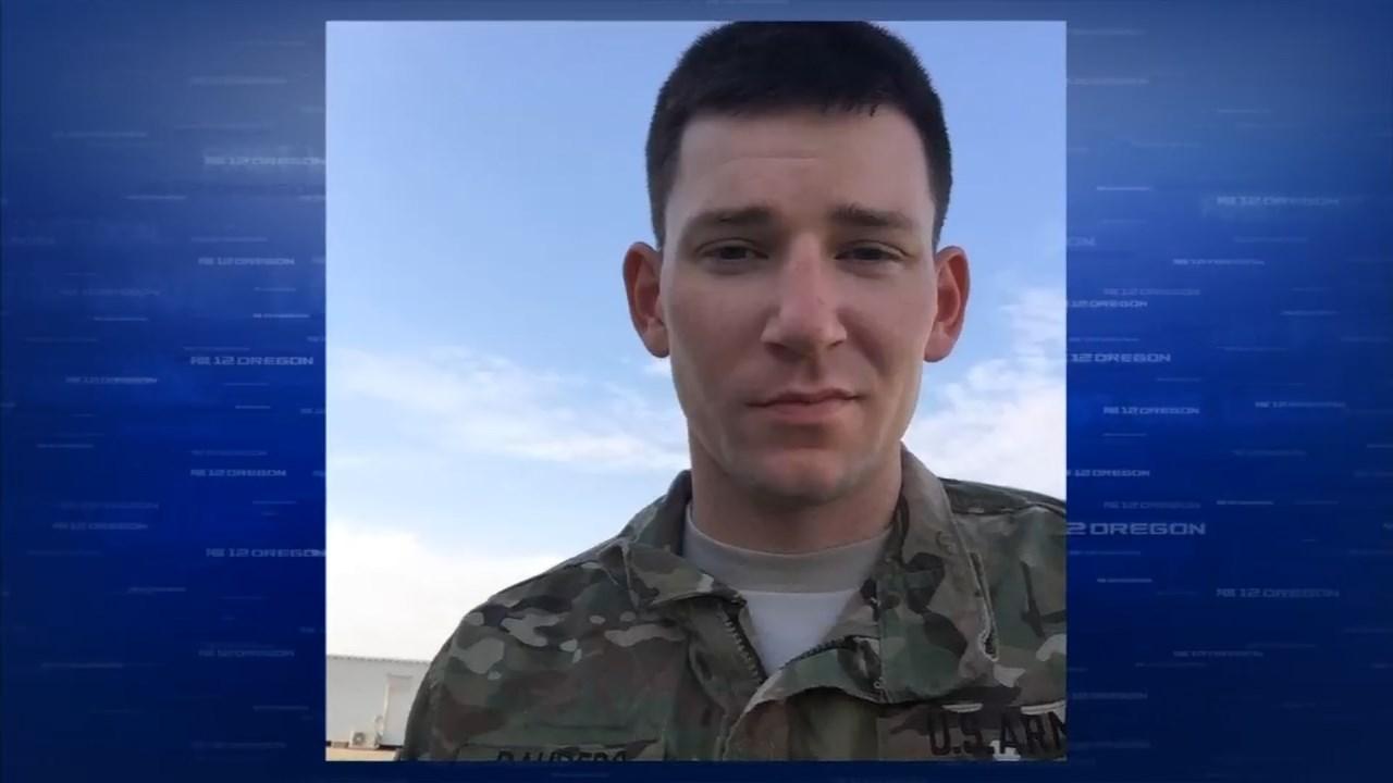 1st Lt. David Bauders (Photo: Department of Defense)