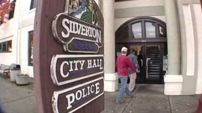 Silverton, Oregon (KPTV file image)