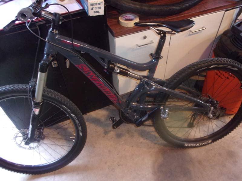 Stolen bike seized as part of Stayton heroin investigation. (Photo: Stayton PD)