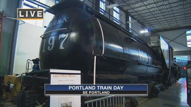 G scale trains portland or news