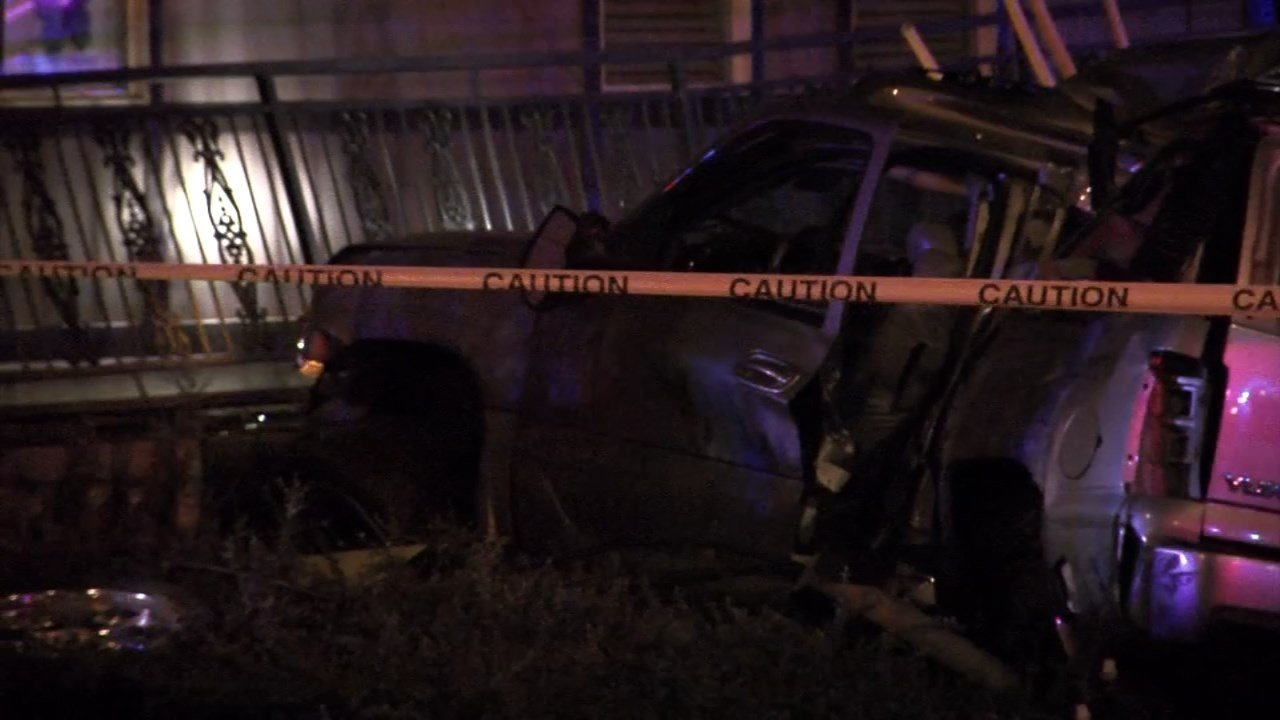 One person was killed in the Salem crash and the driver was arrested, according to police. (KPTV)