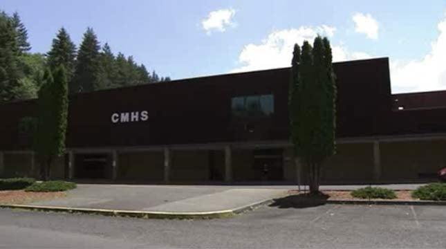 Clatskanie Middle/High School (KPTV file image)