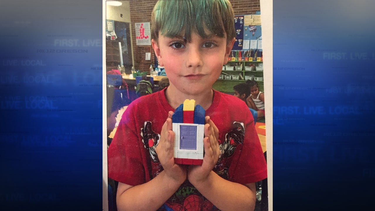 Vancouver Police are looking for Vincent Meadors, 7, missing since early Friday evening. (KPTV)