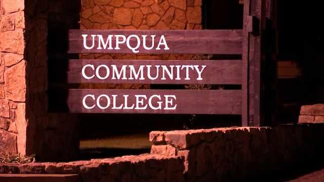 Umpqua Community College (KPTV file image)