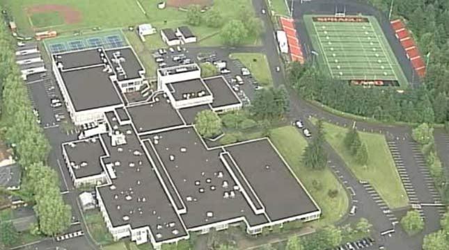 Sprague High School (KPTV file image)
