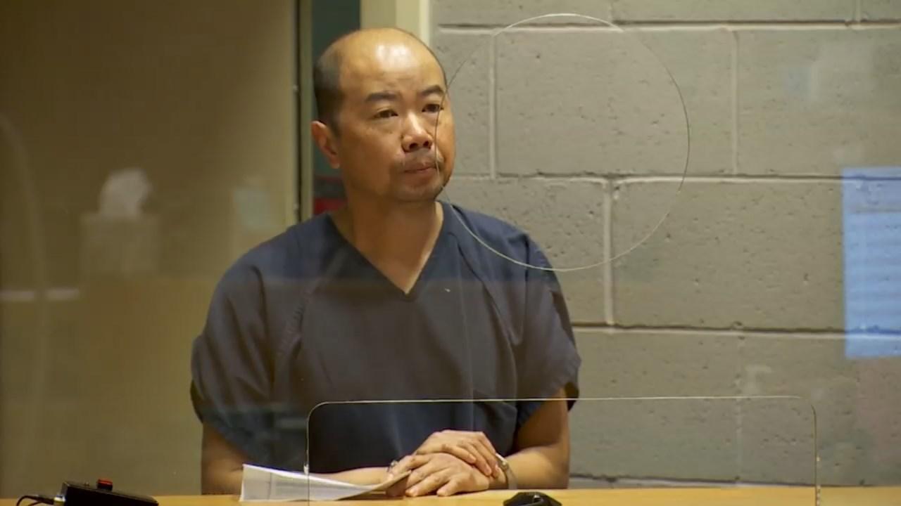 Edward Ritter in court Monday. (KPTV)