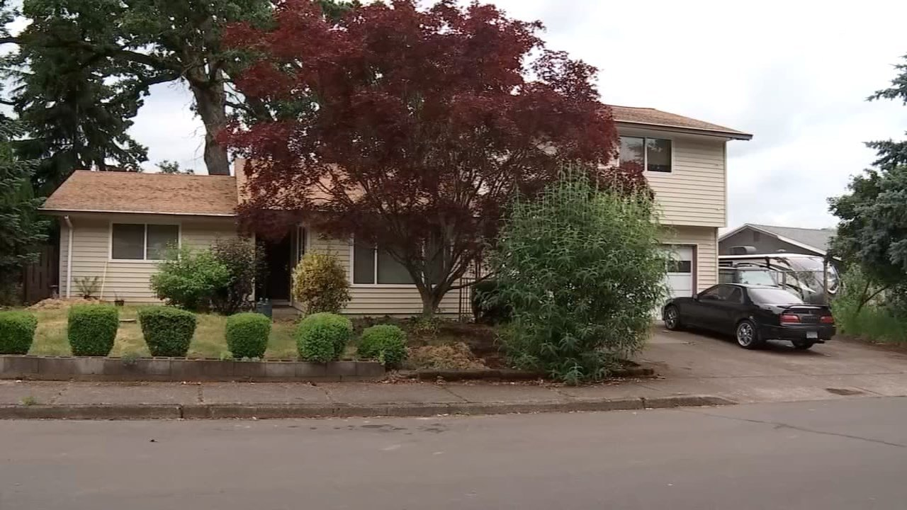 A search warrant was served at Edward Ritter's home in Salem in May (KPTV).