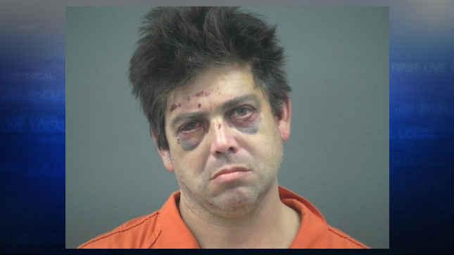 Sean Michael Rieschel booking photo (Courtesy: Lincoln County Jail)