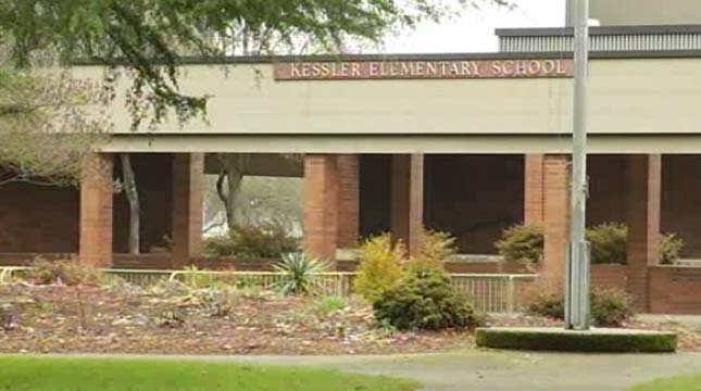 Kessler Elementary School in Longview (KPTV file image)