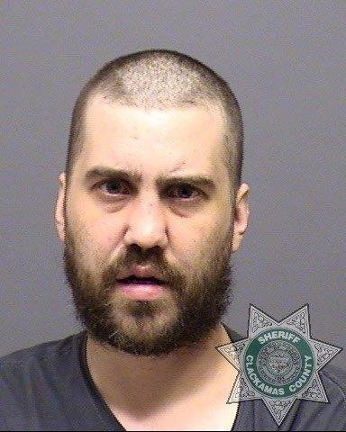 Travis Moore, past jail booking photo