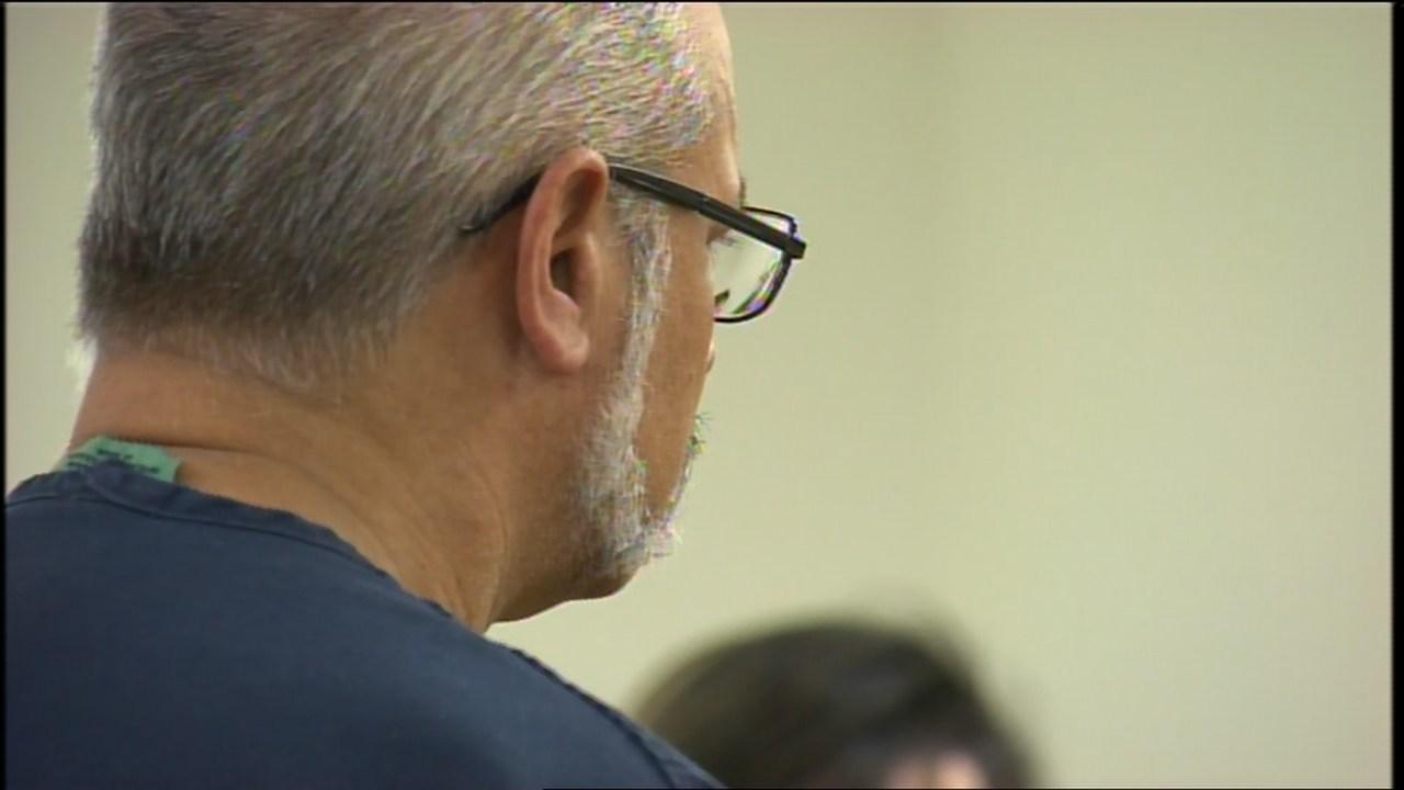 David Kadow in court on Thursday (KPTV)