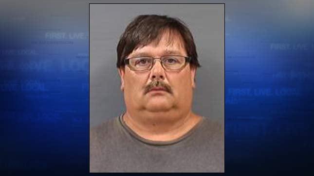 Clayton Christopher Smith, jail booking photo