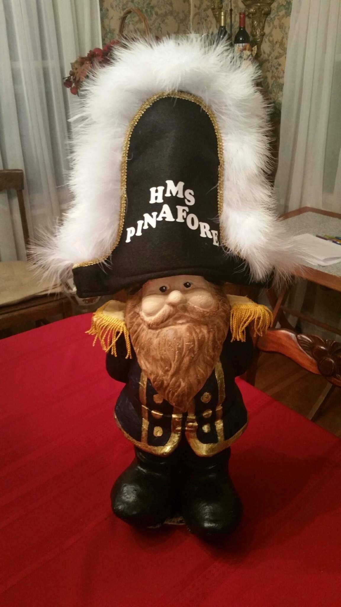 A gnome from one of the theaters shows was among the items stollen from Stageworks Northwest . (Stageworks Northwest)